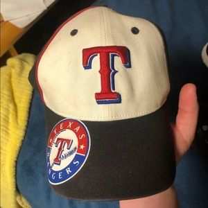 New Era Texas Rangers Size Fitted Baseball Hat